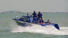 Emergency in the lagoon - Venice Italy