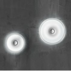 Leucos Planet 48/ 65 Wall/ Ceiling light
