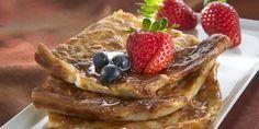 Pannukakku Waffles, Pancakes, Margarita, French Toast, Honey, Sweets, Sugar, Baking, Breakfast