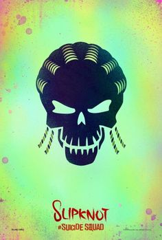 Suicide Squad Individual Posters --Be your own Whyld Girl with a wicked tee…