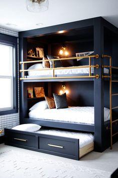 420 Modern Bunk Beds Ideas In 2021 Bunk Beds Bunk Rooms Modern Bunk Beds