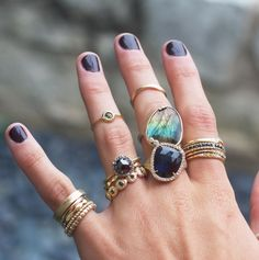 A handful of favorites. All handcrafted in Austin, TX.