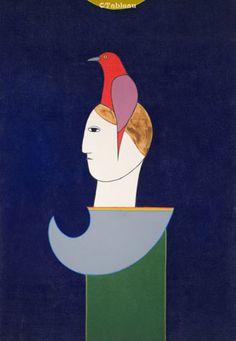 Antônio Maia. Coluna do Tempo. 73x50 cm