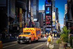 Impressionen von New York  |  Times Square  |  mw-werbung.de