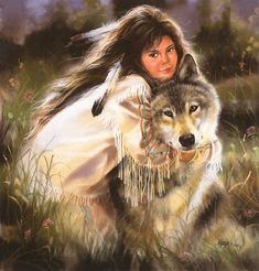Американская художница Maija уже более 30 лет воспевает в своих работах красоту индейцев, особое внимание уделяя гармонии коренных обитателей Северной Америки с…
