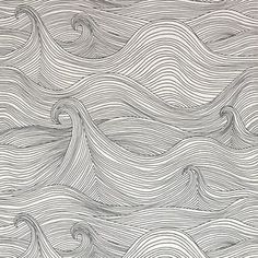 Wave after wave after wave. | Seascape wallpaper by Abigail Edwards