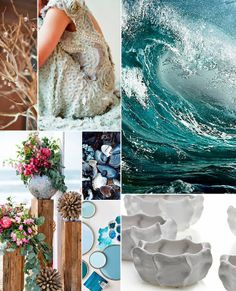 Accent Decor | Inspiration: Summer Sea Story | @Accent Decor