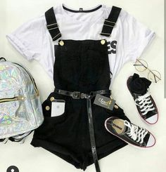 Really Cute Outfits, Cute Casual Outfits, Outfits For Teens, Stylish Outfits, Summer Outfits, Girl Outfits, Teenage Outfits, Black Girl Fashion, Look Fashion