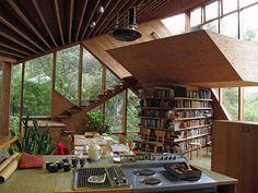 Bibliotheek aan huis.