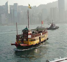 Hong Kong #HongKong #VictoriaHarbour