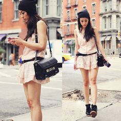 Wearing Levi's in SoHo (by Jenny Ong) http://lookbook.nu/look/4025696-wearing-Levi-s-in-SoHo