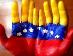 Venezuela esta en tus manos!