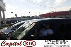 https://flic.kr/p/FBb7eN | Happy Anniversary to Kristina on your #Kia #Soul from Reid Johnson at Capitol Kia! | deliverymaxx.com/DealerReviews.aspx?DealerCode=RXQC