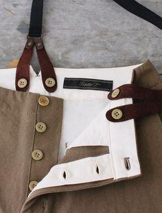 [Envelope Online Shop] Paulo CLOTHING Pants & Culottes