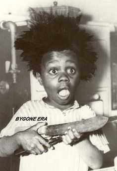 Little Rascals - Buckwheat, played by Billie Thomas. Billie Thomas, Barack Obama, Star Wars, Funny Bunnies, Old Tv Shows, Before Us, African American History, American Art, Movies