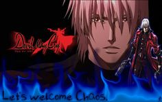 Devil May Cry - Anime de Joe