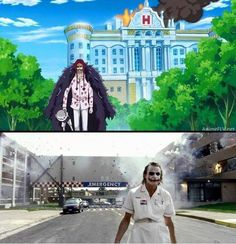 Corazon Vs Joker