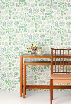 Sondasmorgen wallpaper josef frank                              …
