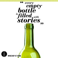 Enjoy creating your story this weekend!  http://wineshopathome.com/willburley