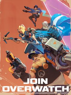 Overwatch - Join Overwatch and the Fight!