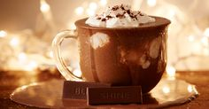 Hot chocolate is a winter staple. There is nothing quite like hiding from the cold with a warm cup of coco.