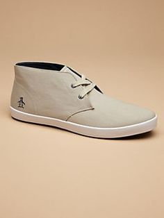 The Best Men's Shoes And Footwear :   PG CANVAS CHUKKA    - #Men'sshoes