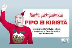 Pikkujoulut Kuopio-Tahko