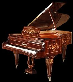 - Bosendorfer Art Case Pianos, Decorative Pianos, European Pianos ...