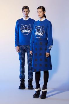 BLUE TIGER - Kenzine, the Kenzo official blog