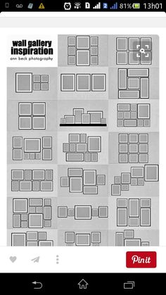 La Maison von Anna G .: Wandkunst La Maison von Anna G .: Wandkunst The post La Maison von Anna G .: Wandkunst appeared first on Fotowand ideen. Photowall Ideas, Frame Layout, Gallery Wall Layout, Gallery Gallery, Gallery Frames, Gallery Walls, Picture Layouts, Photo Wall Layout, Photo Wall Design