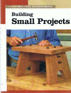 Construyendo pequeños proyectos en madera | Scribd