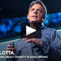 TED Talk: Is it time to rethink how we support nonprofits?