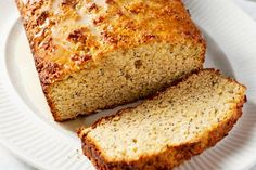 The classic combination of tart lemon and crunchy poppy seeds come together in this quick bread that requires just two bowls and some elbow grease.