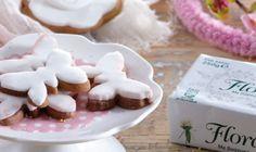 Παιδικά μπισκότα με ζαχαρόπαστα