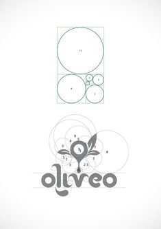 """""""Oliveo is a Spanish based Olive Oil Company. The brief given to us was to build a brand identity based on its numerous benefits like non-cholestrol (bad cholestrol), high nutritional values plus they wanted to have an olive in their logo."""" Designed by Leo9 Studio"""