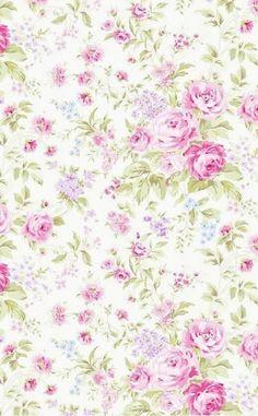 Rosy wallpaper