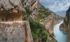 From coastal paths to rugged mountain trails, there are plenty of fantastic options for one-day hikes in Catalonia to fill your lungs with air and work off a f Mountain Trails, Mountain Hiking, Grand Tour, Val D Aran, Barcelona, Parc National, Best Hikes, Day Hike, Spain Travel