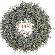 Happy May, May Days, Christmas Wreaths, Holiday Decor, Home Decor, Decoration Home, Room Decor, Home Interior Design, Home Decoration