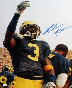 a82fb5254 Marlin Jackson Autographed 16x20 Photo - JSA  SportsMemorabilia   MichiganWolverines