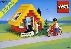 6592-1: Vacation Hideaway | Brickset: LEGO set guide and database