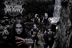 NOCTURNAL SANCTUARY  Black Metal Bogota Bandas Colombianas