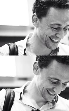 Tom Hiddleston Don't know how I lived without you 'Cause every time that I get around you I see the best of me inside your eyes You make me smile