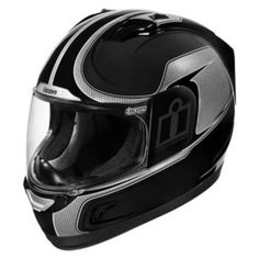 ICON - Alliance Reflective Full-Face Motorcycle Helmet - Full-Face - Motorcycle Helmets - Biker - CycleGear - Cycle Gear