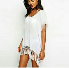 Cover up white dress Summer Style Swimsuit White Chiffon Transparent Dress Swimsuit Very Sexy and Wear Fitness Beach Cover up Rose Dresses Midi