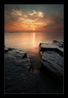 Oakledge by David Copley, via Flickr  Lake Champlain Vermont