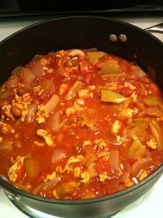 Healthy Spicy Turkey Chili