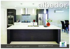 Albedor Wrap Around Panels Brochure Roller Doors, Built In Furniture, Decorative Panels, Wrap Around, Panel Doors, Double Vanity, Make It Simple, Kitchen Design, Year Book