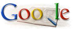 Google Doodle vom 23.05.2009 - 60 Jahre Grundgesetz der Bundesrepublik Deutschland