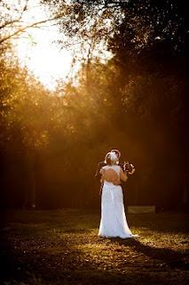 My farm wedding
