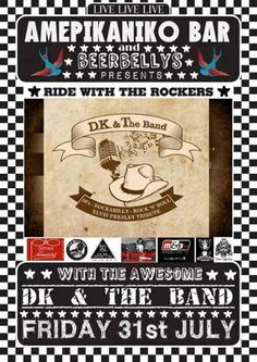 Ride Withe The Rockers